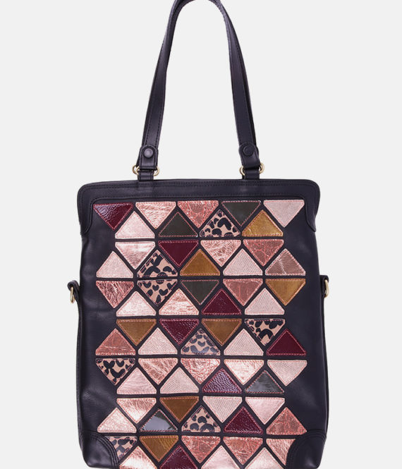 traveller_triangle_rosegold_black_front