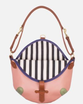 FLAPPER-pink-front-open